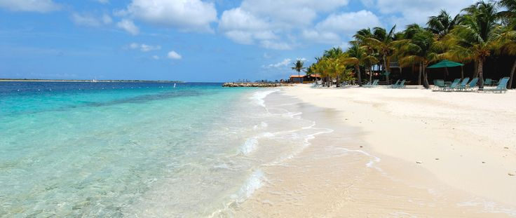 The only spot in Bonaire with it's own true beach. http://www.harbourvillage.com/
