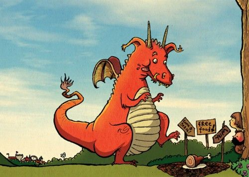 Pie Corbett's non-fiction: How to look after a dragon instructions. | Teach Primary. Knights and dragons/castles topic