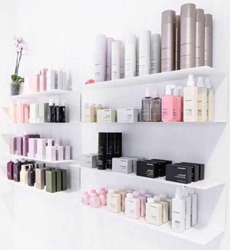 Best 25+ Salon shelves ideas on Pinterest | Industrial salon ...