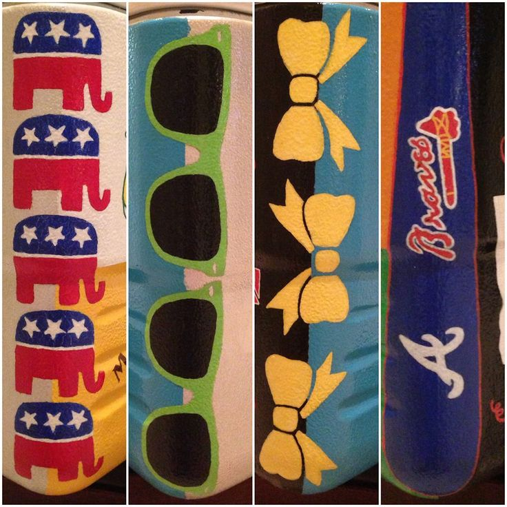 Frat and sorority cooler edge ideas from Cooler Connection