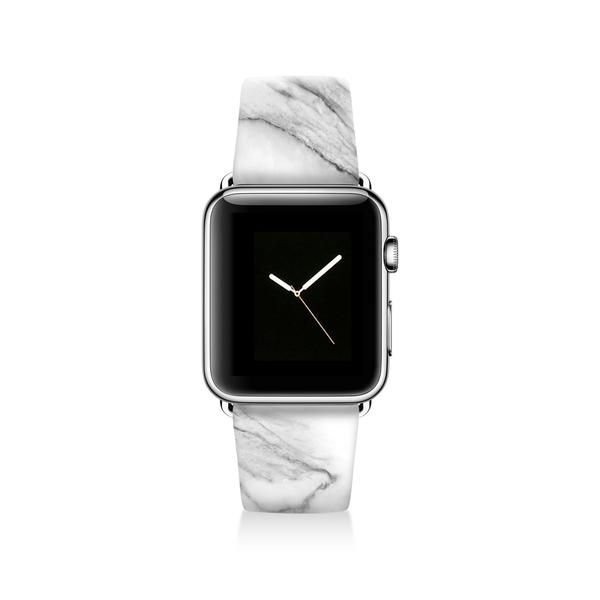 Marble Apple watch band, Decouart Apple watch strap S051