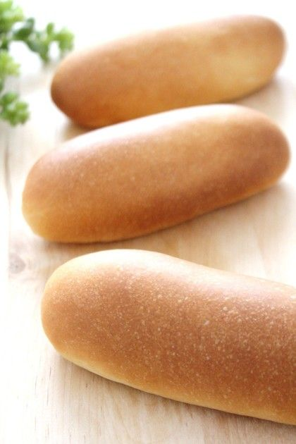 HB使用♡コッペパン・ホットドッグバンズ by Banyangarden [クックパッド] 簡単おいしいみんなのレシピが230万品