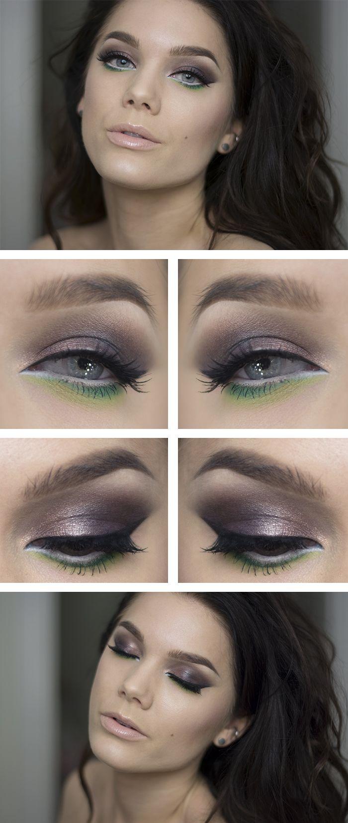 best rocker drama makeup images on pinterest make up looks