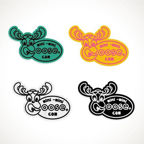 This is my design for mini-mini moose