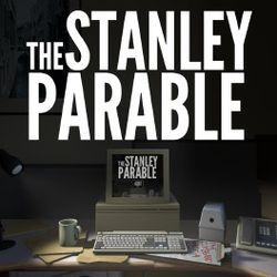 The Stanley Parable is brilliant. While I can only play it for a short time before feeling queasy or seasick, it's still worth playing.