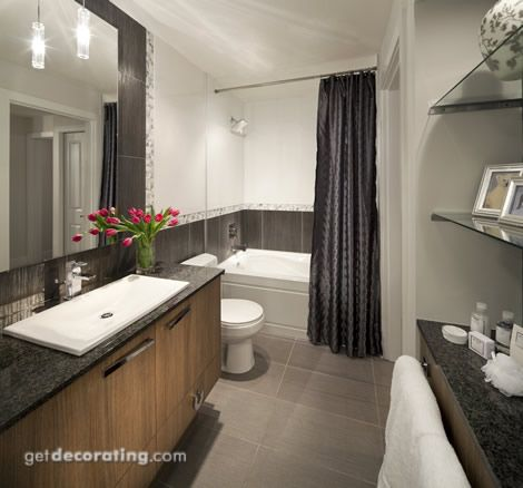 There's too much about this bathroom that I like to name just one thing. What do you like about it?