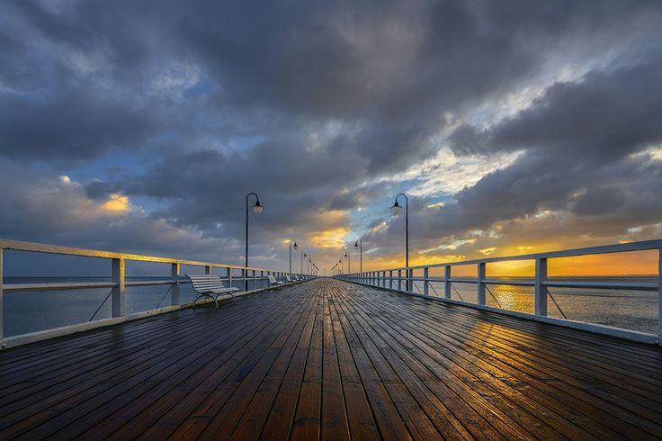 Photograph Baltic Sea by Jan  Siemiński on 500px