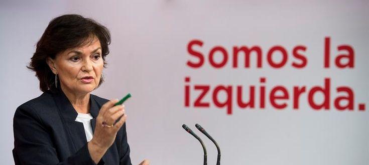 El PSOE apuesta por la derogación total de la reforma laboral de Rajoy