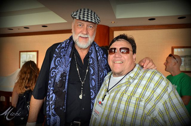 """Mick Fleetwood"" ""Jeff Rasmussen"""