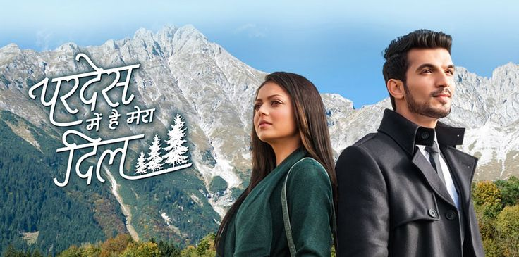 Did you miss 'First Episode' of Star plus New Show 'Pardes Mein Hai Mera Dil' (Starring Drashti Dhami & Arjun Bilani), watch it here and also get more updates of the show:  http://www.desiserials.tv/watch-online/star-plus/pardes-mein-hai-mera-dil/