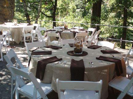 Rental Tablecloth Runner Overlay Ideas Table 4 Decor