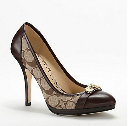 coach pumps | Coach Shoes | Women's Shoes And Heels | Coach Poppy