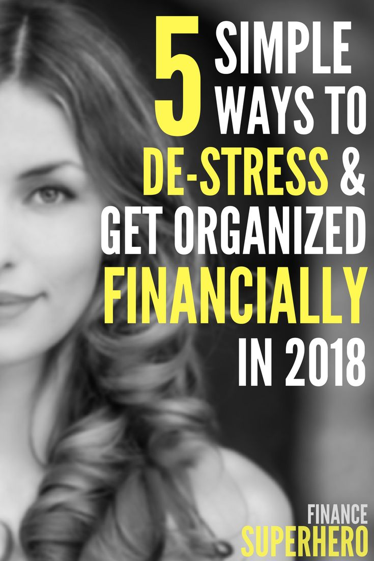 Are you ready to make 2018 the year you finally get a grip on your finances? It'll take commitment, but a few simple steps can be the difference between another year of stressing out about money and experiencing financial peace. Your choice.