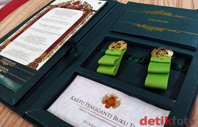 Wedding Inspiration Center: Luxury Royal Wedding Invitations of Princess Sultan Yogyakarta
