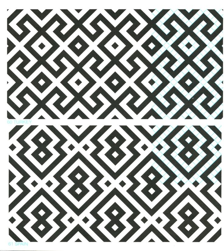 pattern | GP-B 006 | Geometric Patterns & Borders | Pattern in Islamic Art