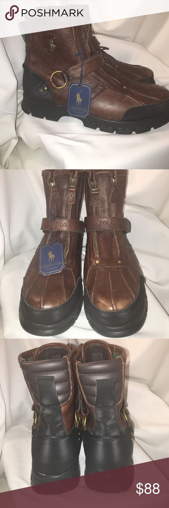Men's BRAND NEW Polo boots Mens BRAND NEW Polo boots Polo by Ralph Lauren Shoes Boots