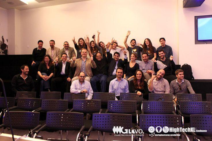 GloVo @ Startup Bootcamp vol 2!