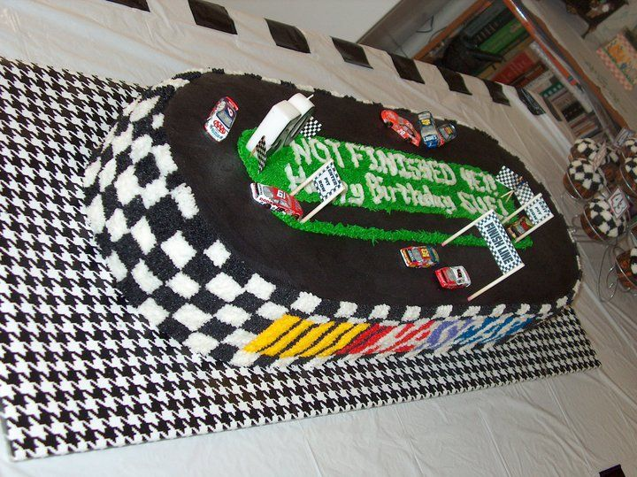 18 best racing car themed party images on pinterest birthdays nascar birthday filmwisefo Choice Image