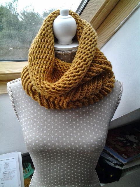 Tricotin géant  quelques modèles faciles et rapides à réaliser (tutoriel en  PDF)   Couture et Compagnie   aiguilles - tricot   Knitting, Loom Knitting  et ... e7bfab721e3