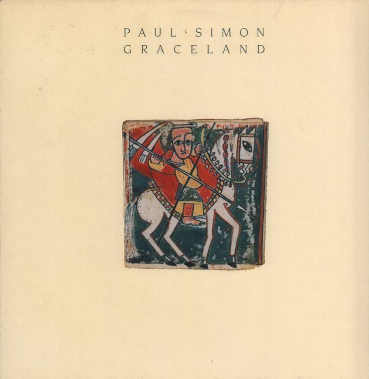 Paul Simon(Vinyl LP)Graceland-Warner-WX 52-Germany-1986-VG+/Ex in Music, Records, Albums/ LPs | eBay