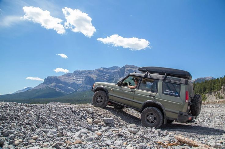 Cooper Tires perform well both off-road and on the highway. Changed up our wheels by painting them, made them shiny and it has lasted really well. If in Alberta and want to head into some back country areas check out the Ghost.