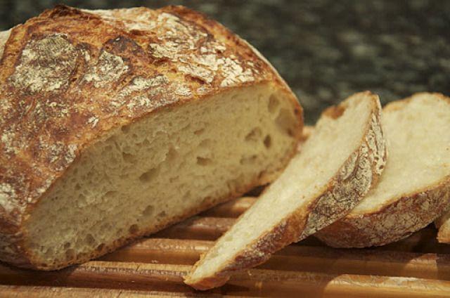 Pane casereccio - Italian homemade bread