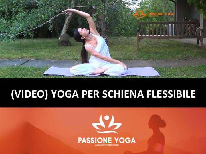Pratica ora questa sequenza di esercizi yoga per sciogliere le tensioni dalla schiena e ritrovare flessibilità.