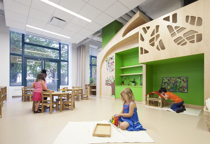 Green Ivy Schools / Perkins Eastman