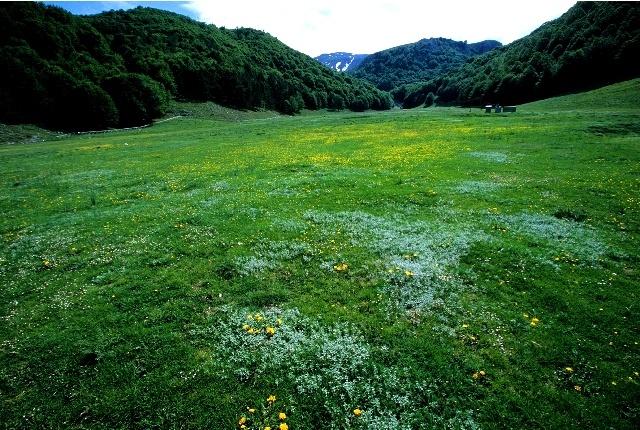 The Mainarde Mountains - National Park of Abruzzo, Lazio and Molise.