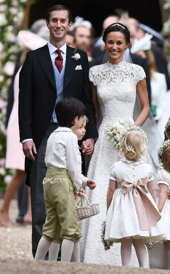 Pippa Middleton's Wedding May 20, 2017