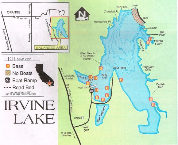 138 best ranch hunt and fish of california oregon and for Irvine lake fishing