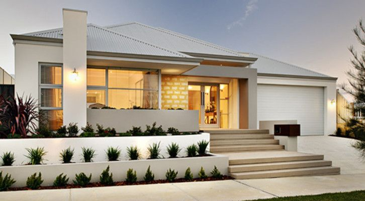 The Moore - Single Storey Range - WA Country Builders This has the colour contrast #first choice at the mo