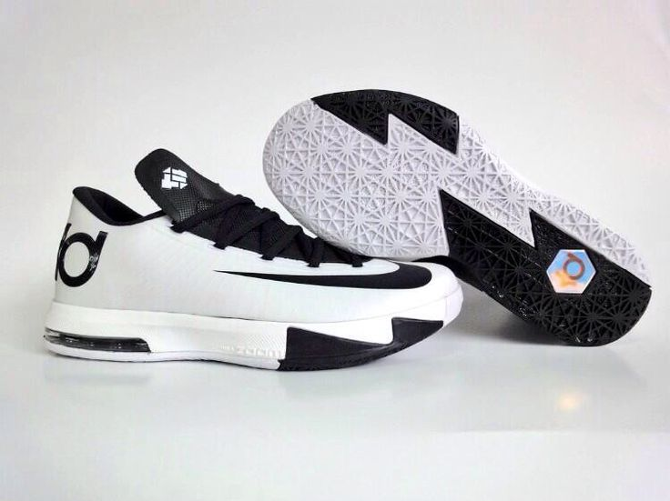kd 6 black and white