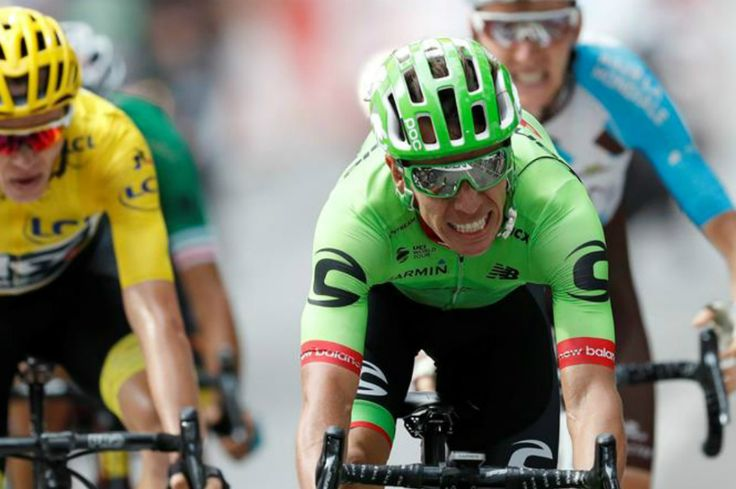 El ciclista del Cannondale se preparó para la competencia por etapas más importante del mundo desde 2016. Antioquia, su patio de entrenamiento.