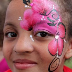 Chicago Face Painting | Fanciful Faces - Chicago and Chicagoland Best Face Painting | Face Painting Prices | Face Painting booking