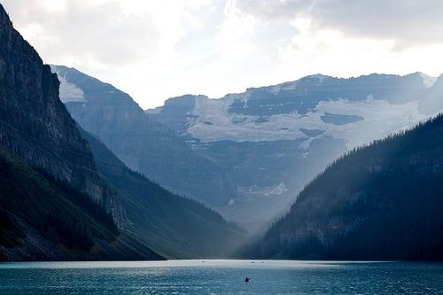 lake louise & banff national park
