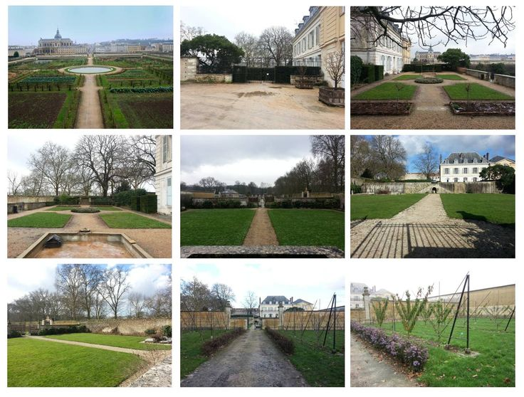 9 best POTAGER DU ROI VERSAILLES images on Pinterest Sketch