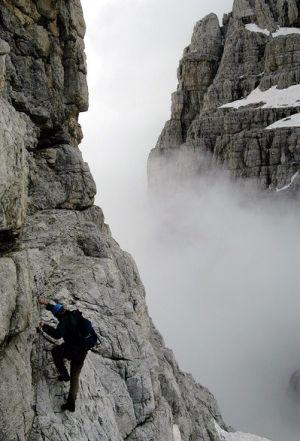 rock climbing by Samantha Martinez