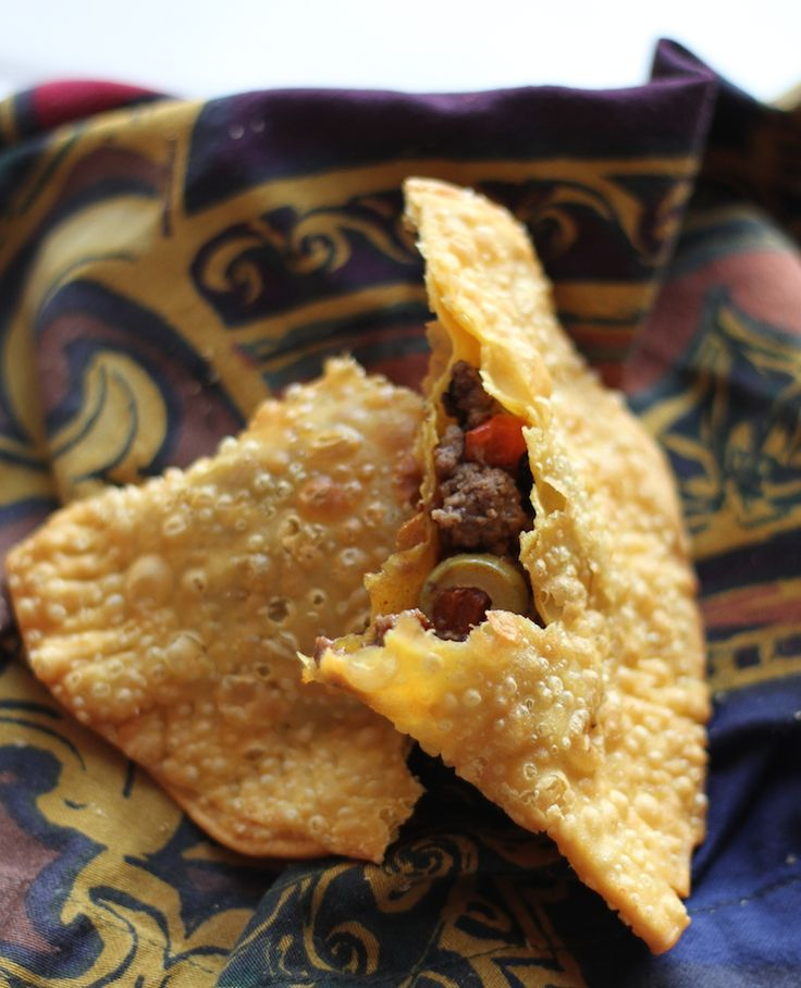 Cuban picadillo-filled empanadas combine the goodness of a deliciously crispy fried dough with the richness of the picadillo to create a ...