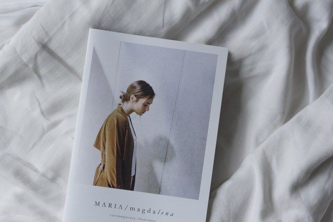 New York Exhibition   Maria Magdalena - Photo by Rebecca Meissner for Jane Sews