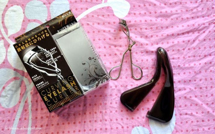KOJI Curving Eyelash Curler Review