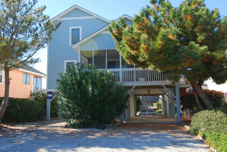 The Beach Nuts - House | Canal Sunset Beach Vacation Rentals