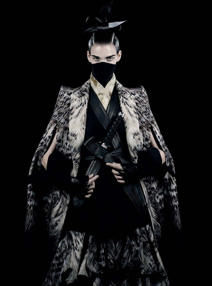 Fashiontography: Meghan Collison by Fabien Baron | Honor