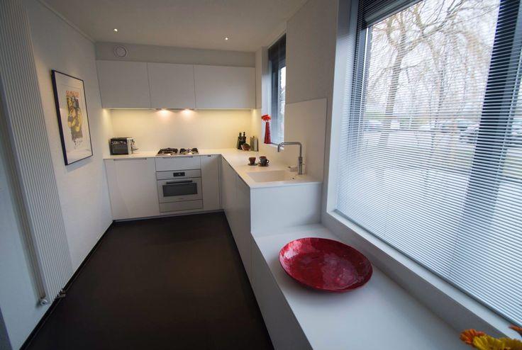 Comprex Linea | Corian | Art Design Keukens | Rotterdam