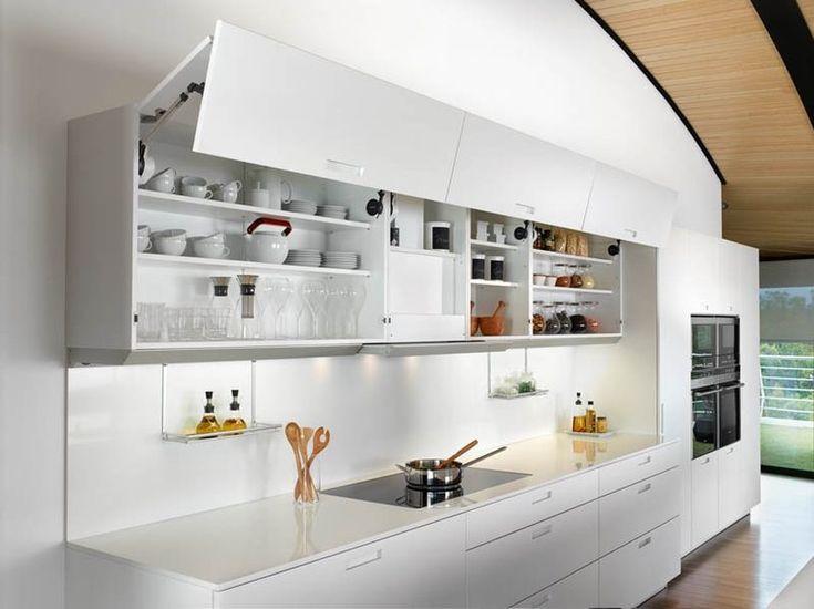 muebles de cocina estilo minimalista   inspiración de diseño de interiores