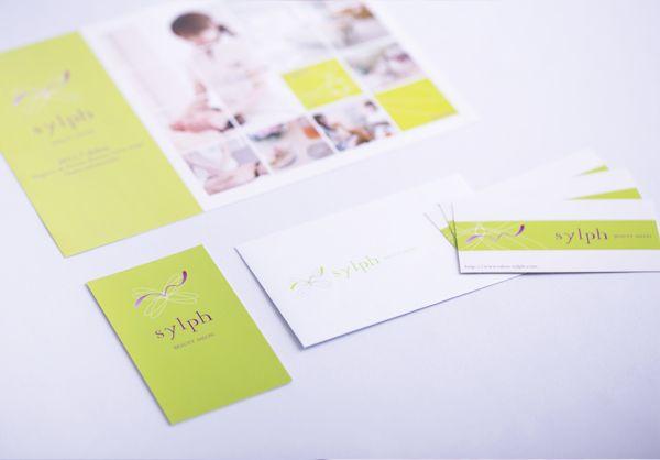 Logo/flyer/shopcard