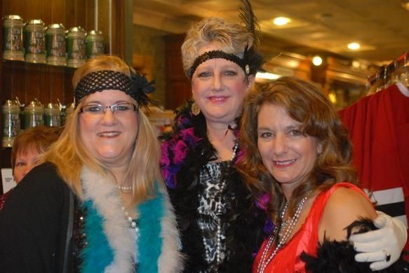ISPY: Did our cameras catch you at St. Elizabeth Medical Center Foundation's seventh annual Prohibition Party Friday, April 24, 2015, at the Brewery? http://www.uticaod.com/photogallery/NY/20150424/PHOTOGALLERY/424009999/PH/1