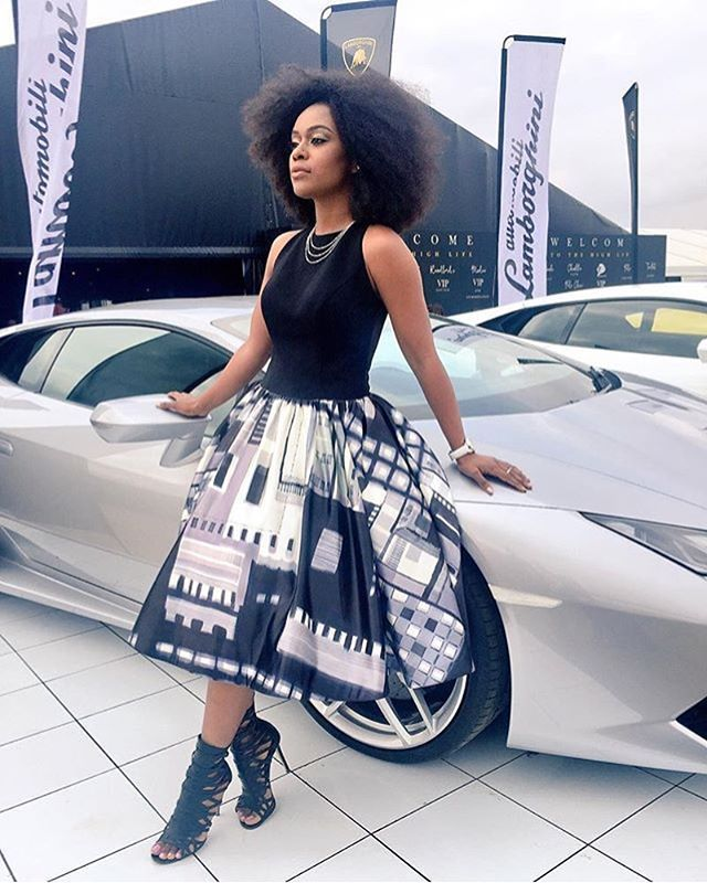 Absolutely stunning  @nomzamo_m