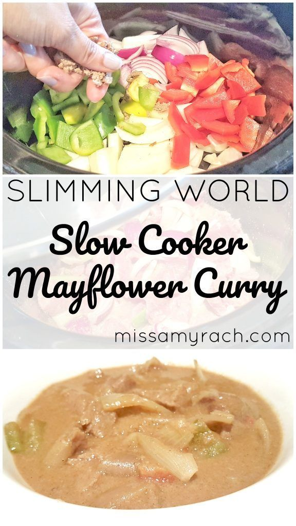 Slimming World Recipe Fakeaway Slow Cooker Mayflower