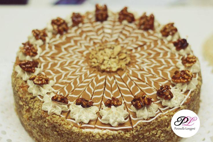 Clásica Torta de Nuez